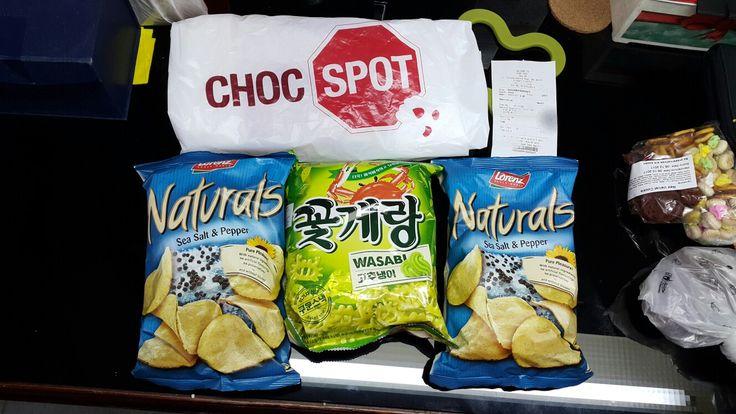 Potato Chips #ChocSpot #sg
