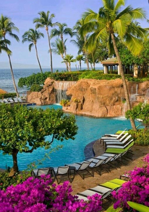 Hyatt regancy maui resort & spa