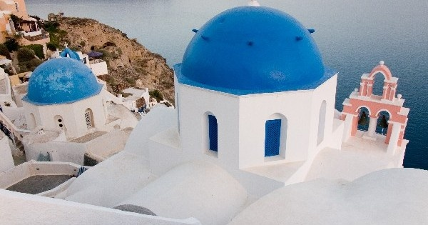 The Germans Opt For The Greek islands