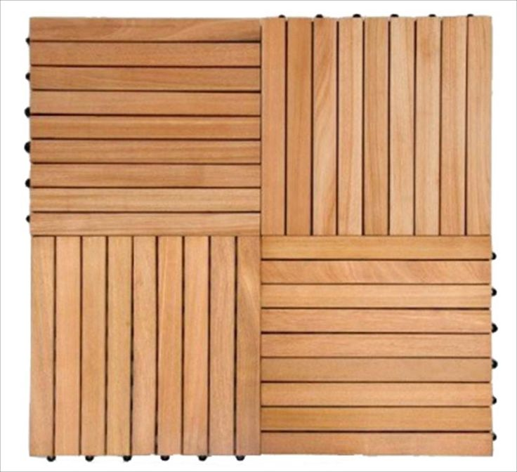 wood deck tiles real wood xl series