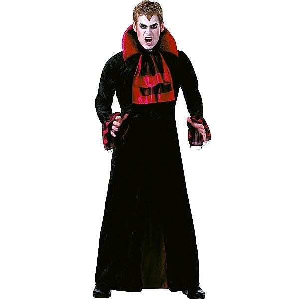 Disfraz de Vampiro Adulto #vampiro #miedo #terror #halloween #disfraces