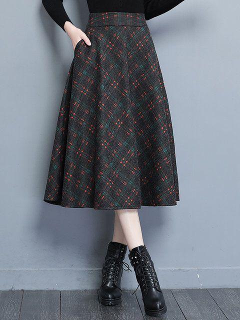 deaf16080678 Buy Midi Skirts For Women from Fanny.Wiz at Stylewe. Online Shopping  Stylewe Women
