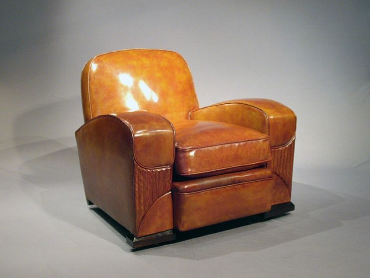 pictures of art deco furniture. art deco club chair more pictures of furniture