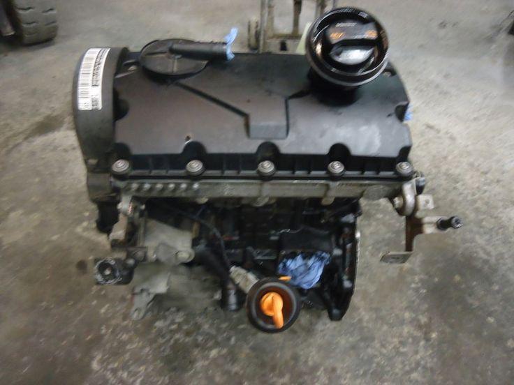 Motor VW Golf V 5 Seat Leon Altea Skoda  1.9 TDI 77kW BXE 75877