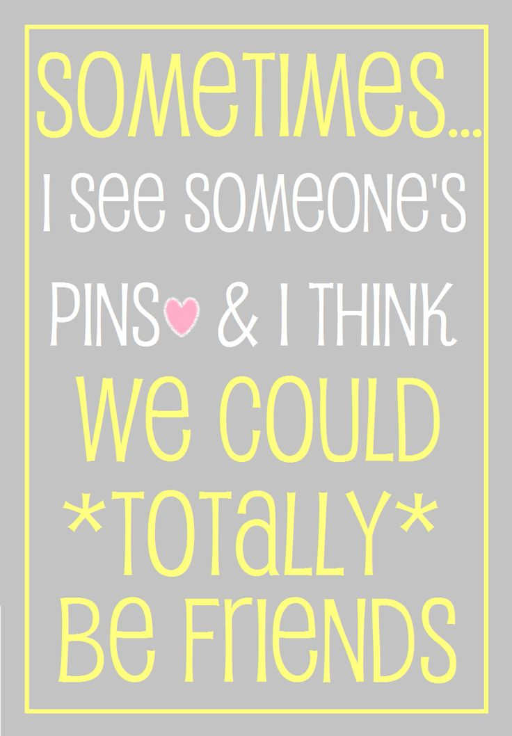 Thank you for being my Pinterest friends!!!