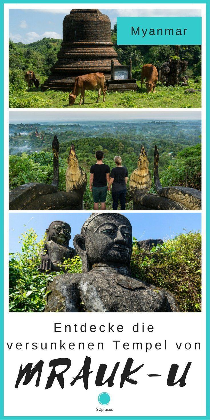Mrauk U ist noch ein echter Geheimtipp in Myanmar. Wir nehmen dich mit auf die Reise in das versunkene Königreich.