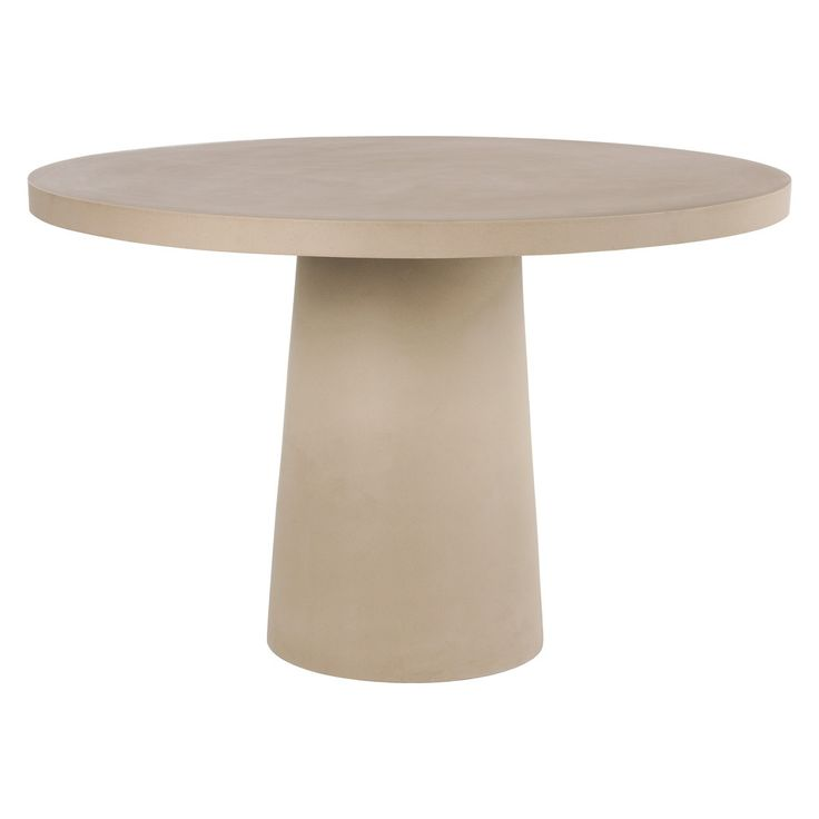 TICO 4-6 seat round garden table   Buy now at Habitat UK