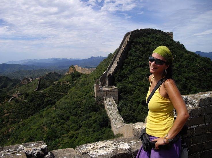Como a nossa primeira experiência na muralha em Badaling não foi muito impressionante resolvemos fazer um trekking na Muralha da China de 15 km por este marco arquitectónico chinês. Iniciamos o nosso trekking em Simatai, a nordeste de Pequim. Aqui, a Muralha da China mantém o traçado genuíno e original embora tenha sido parcialmente restaurada. …