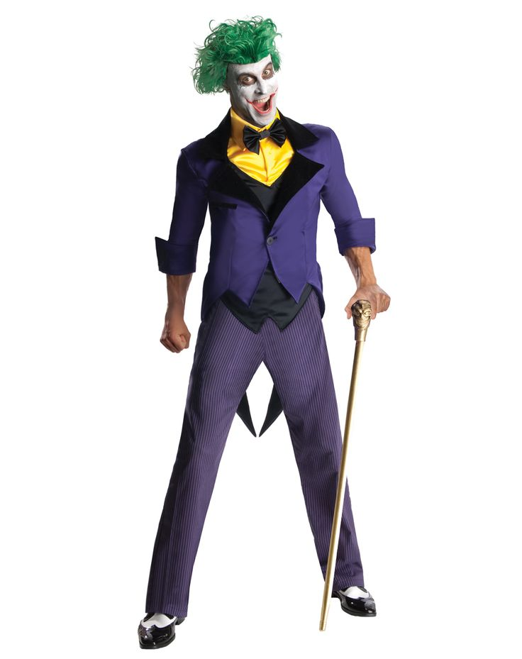 Spirit Exclusive! Why so serious? Give Gotham and the party your card - let's put a smile on that face! Put on an evil grin and go for it on Halloween in this officially licensed Batman adult men's Joker costume; it is comfortable and easy to wear so you can be a real character.: Men Costumes, Jokers Costumes, Adult Men, Halloween Costumes, Adult Costumes, Adult Jokers, Batman Costumes, Costumes Adult, Costumes Cosplay