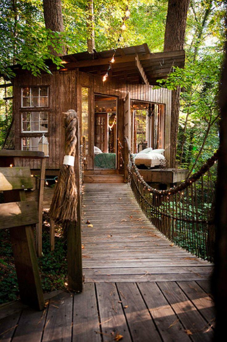 Treehouse in the City - Atlanta, Georgia
