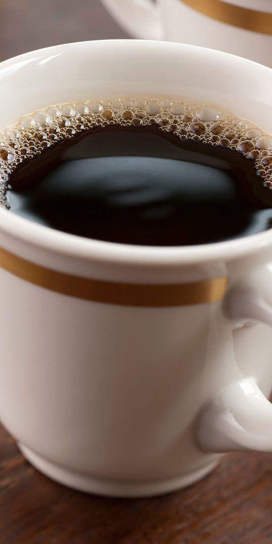 how to train myself to drink black coffee