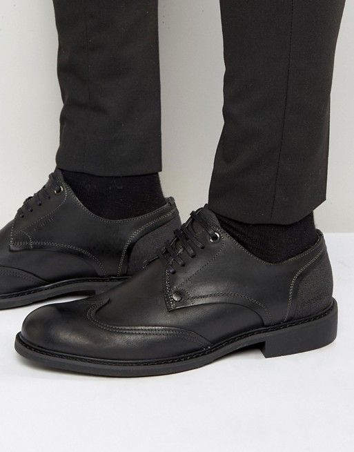 G-Star Warth Leather Derby Shoes - $126.50