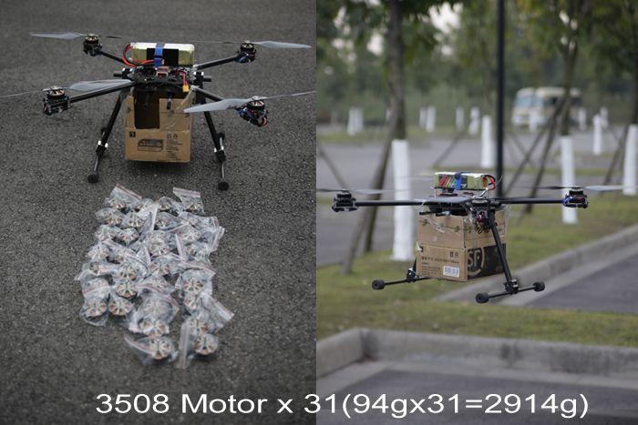 ARRIS M680-4S Carbon Fiber Fully Foldable Quadcopter RTF - RC Groups