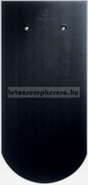 Creaton Klassik fekete matt, engóbozott hódfarkú tetőcserép akciós áron a tetocserepkereso.hu ajánlatában