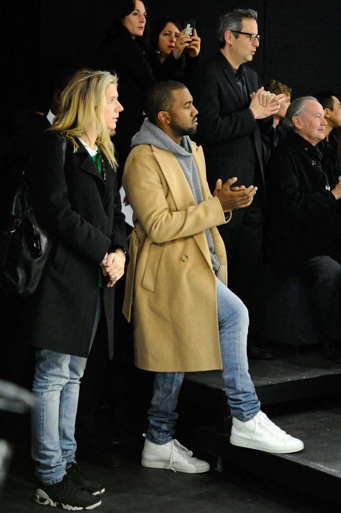 I'm gonna grow up and be like Kanye.