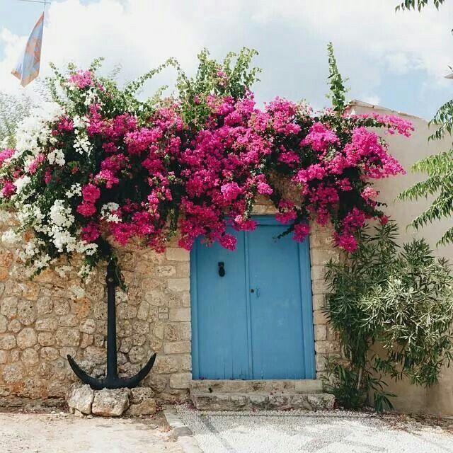 Colors of Greece, Spetses island