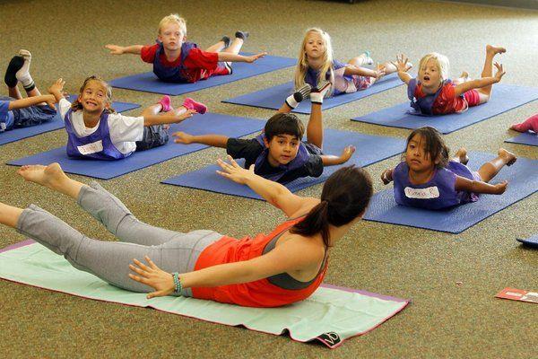 Yoga in Schools!!!