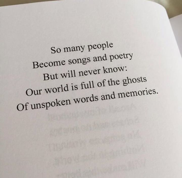 So many people become songs and poetry.. via (http://ift.tt/2n33Jz8)