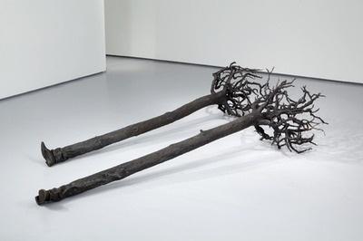 #sculpture #trees