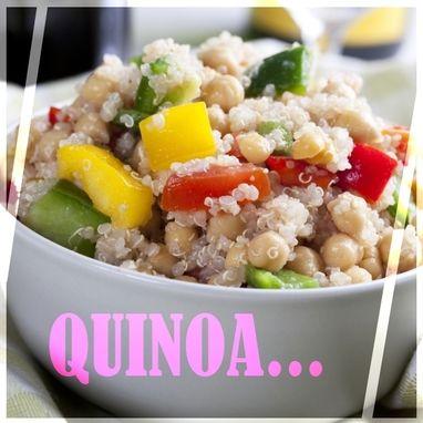 Δροσερή σαλάτα με κινόα - Συνταγές - Tlife.gr