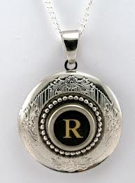 Items Similar To Letter Locket