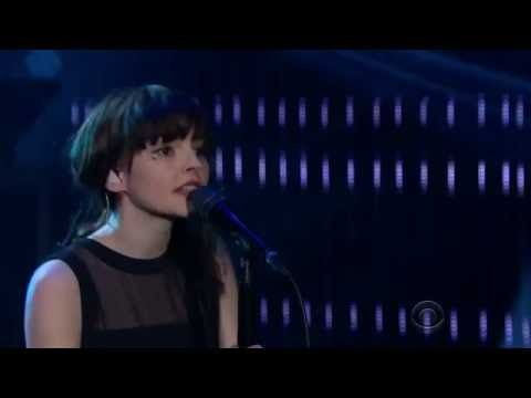 Chvrches - Clearest Blue – Live @ The Late Late Show with James Corden 2015 // Actually really okay with the clapping by the audience—puts thing int a certain kind of atmosphere you know. And with them breaking into random cheers... 10/10!