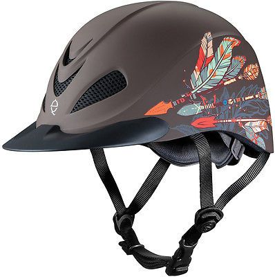 Riding Helmets 47269: Rebel Low Profile Western Horse Riding Helmet -> BUY IT NOW ONLY: $54.95 on eBay!