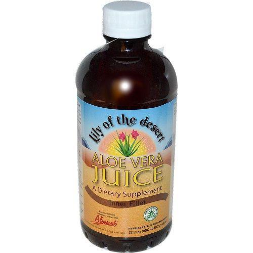 Lily Of The Desert Aloe Vera Juice No Presv (1x16 Oz)