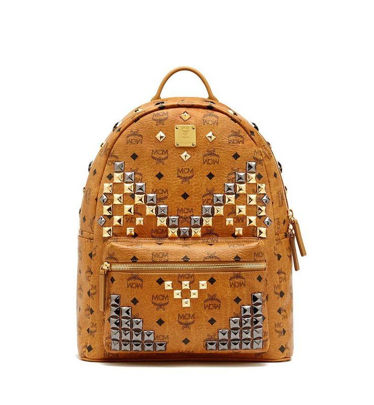 51 best mcm backpack images on pinterest mcm backpack mcm bags and mcm outlet. Black Bedroom Furniture Sets. Home Design Ideas
