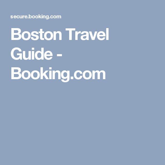 Boston Travel Guide - Booking.com