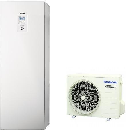 Panasonic WH-UD07HE5 WH-ADC0309H3E5  Aquarea All In One 1 fázisú hűtő-fűtő hőszivattyú 6 kW  http://tvstore.hu/levegoviz-hoszivattyuk/panasonic-aquarea/aquarea-all-in-one?product_id=3878