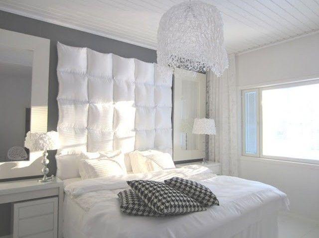 DIY tetedelitoreillers  Chambre  Pinterest