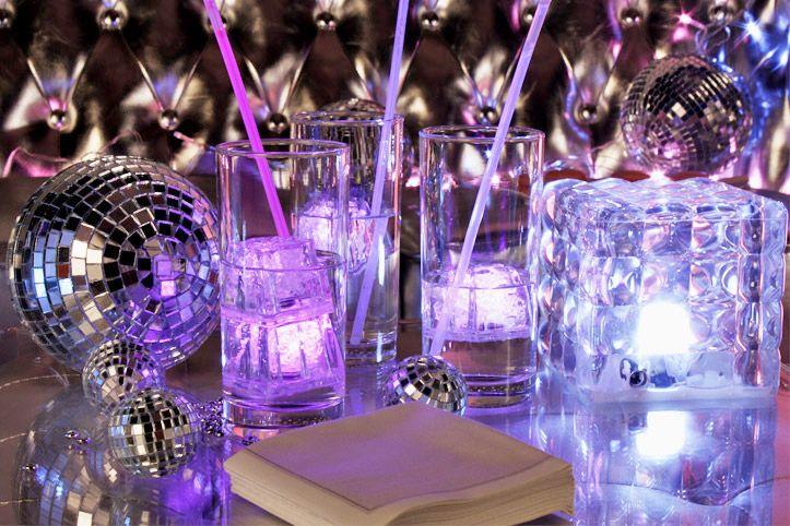 Décorations d'ambiance Nouvel An Disco Lounge - e-options.net