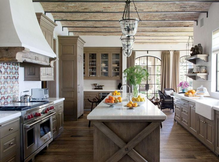 Best 25+ Modern Rustic Kitchens Ideas On Pinterest | Rustic Modern