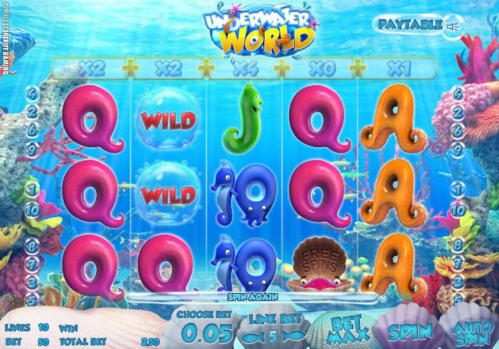 Wild Sheriff Slot Machine - Play the Online Version for Free