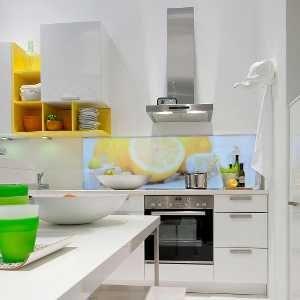 Alternativen zu den Fliesen in der Küche. (Quelle: dpa/AMK)