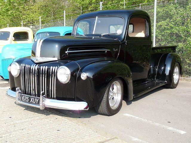 1945 ford truck | Ford Pickup Truck 1945 | Flickr - Photo Sharing!