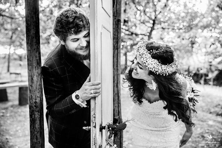Matrimonio alla Commedia della Pentola - Frazione Borghina - Lu Monferrato - Raffaella Ferrari - Davide Verrecchia - fotografo matrimonio Torino - Piemonte