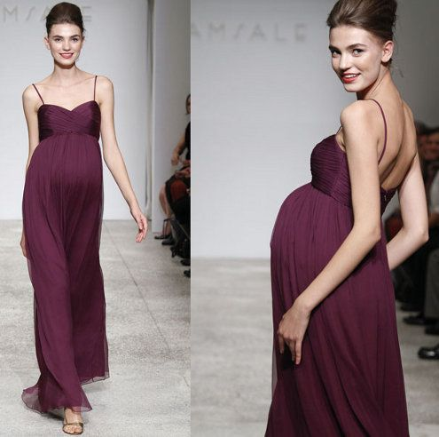 Am Pregnant Bridesmaid