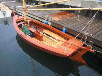DIY How To Build A Small Wooden Sailboat Plans PDF Download how to ...