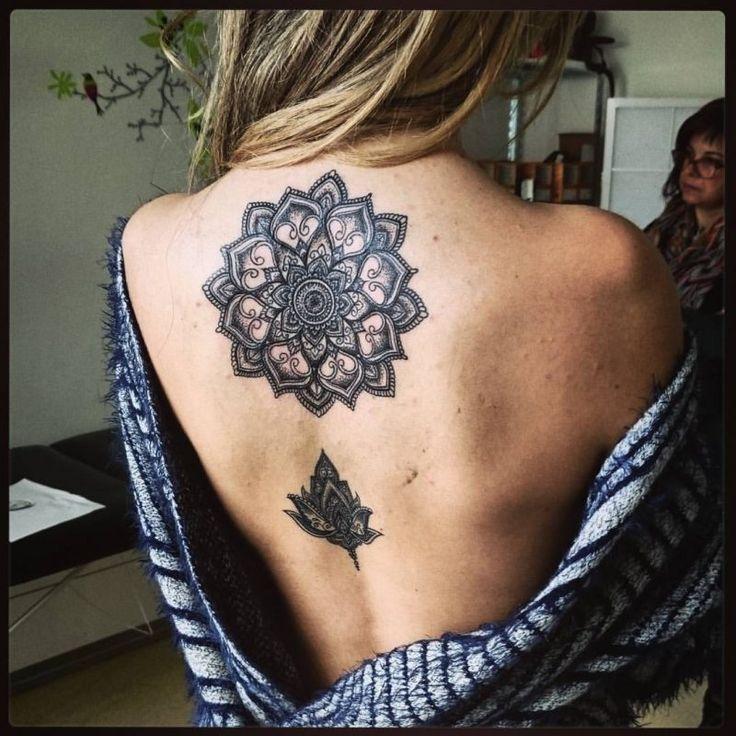 mandala tattoo spirituelle bedeutung tattoo spirituell. Black Bedroom Furniture Sets. Home Design Ideas