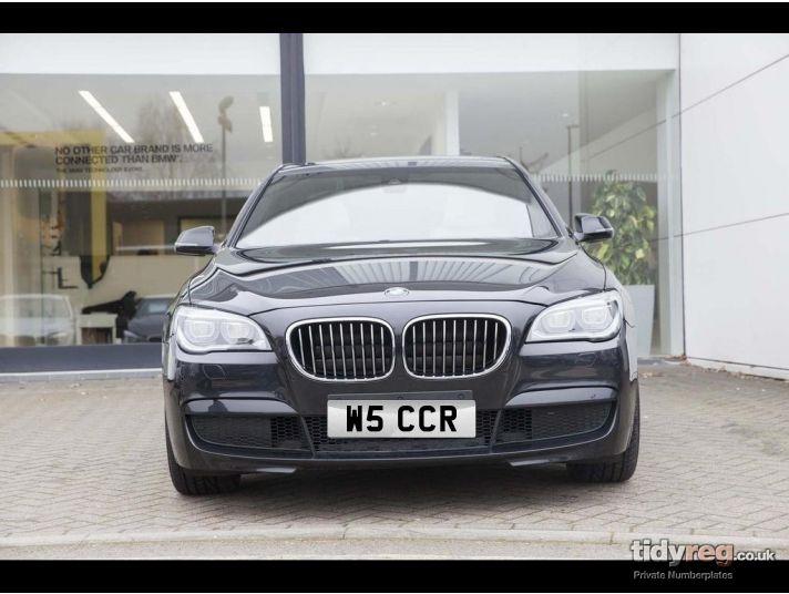 W5 CCR - BMW 740d M Sport