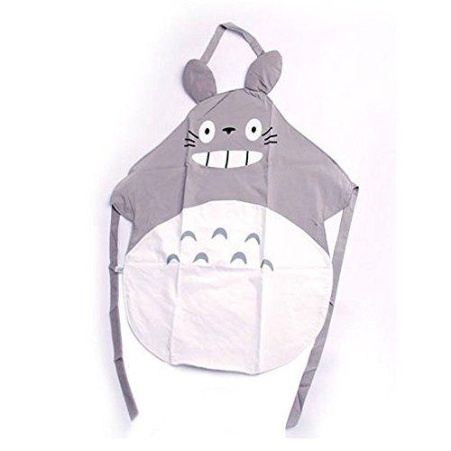 Hayao Miyazaki Totoro Gray Apron Venz http://www.amazon.com/dp/B00FGJLD3I/ref=cm_sw_r_pi_dp_mMFTub12BA8XJ