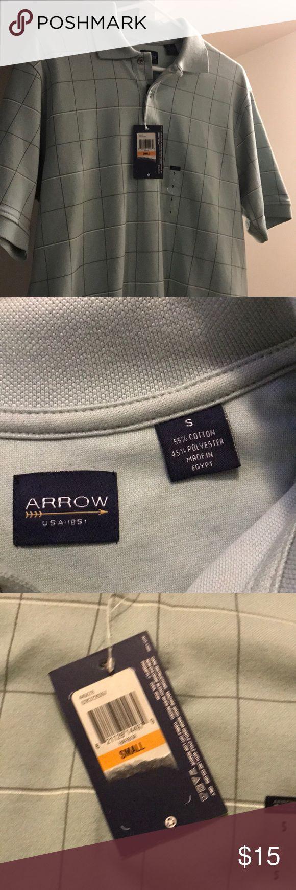 Dress shirt Arrow brand. NWT. Arrow Shirts Polos