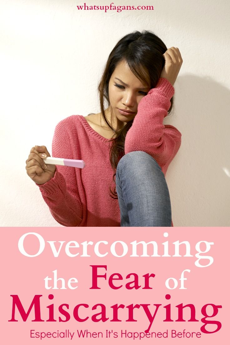It really is scary to consider having another pregnancy after miscarriage. Miscarrying is horrible, but I loved the hope in this post. I can overcome my fear and accept what comes.