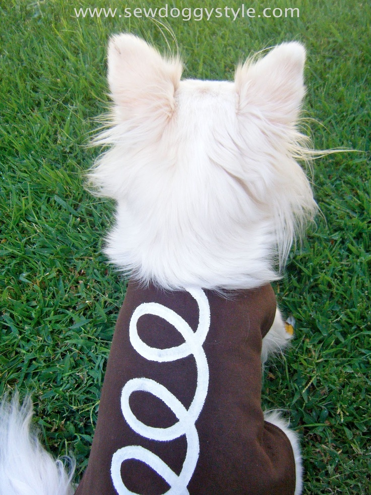 Best 25 pet costumes for dogs ideas on pinterest halloween sew doggystyle diy hostess cupcakes pet costume solutioingenieria Images