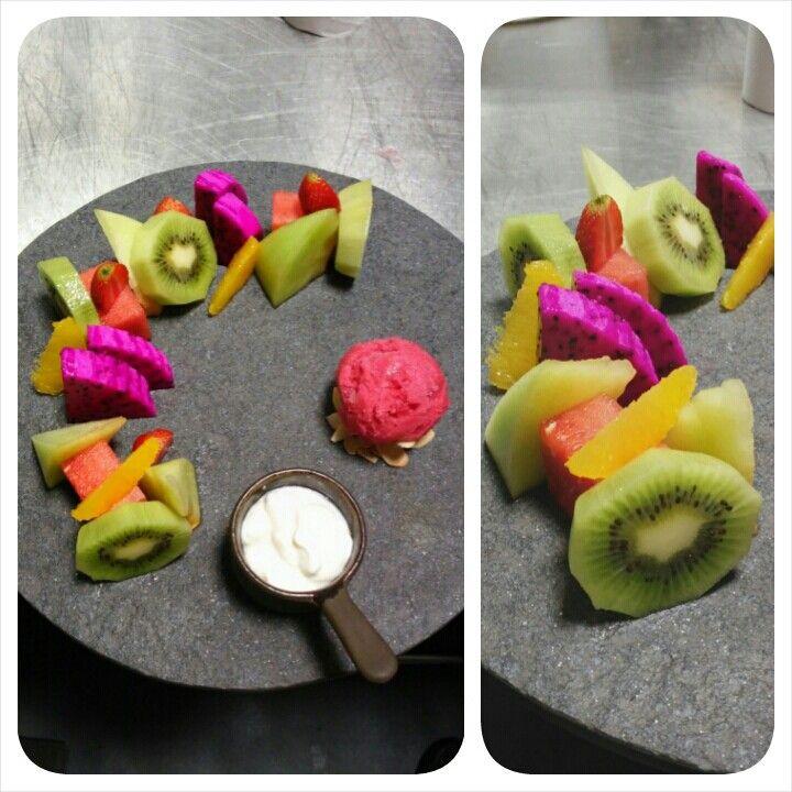 Fruit salad!