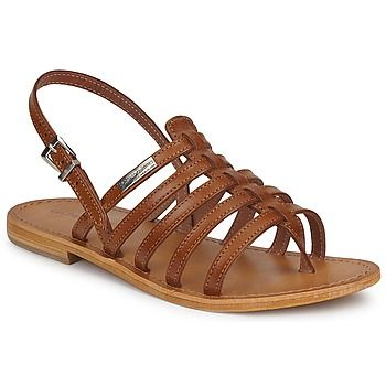 These classic  #spartiate #sandals in #leather could only be from Les Tropeziennes! http://www.spartoo.co.uk/Les-Tropeziennes-par-M-Belarbi-HERISSON-x186494.php #shoesforsummer #sttropez