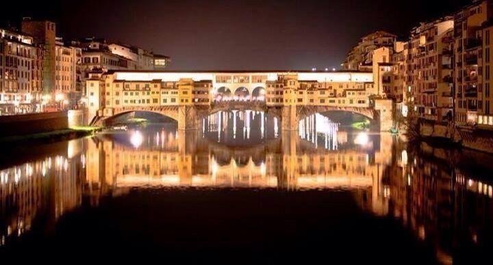 Ti rispondo con la la meraviglia della mia Firenze... Buona serata! Da Sylvana Rovai