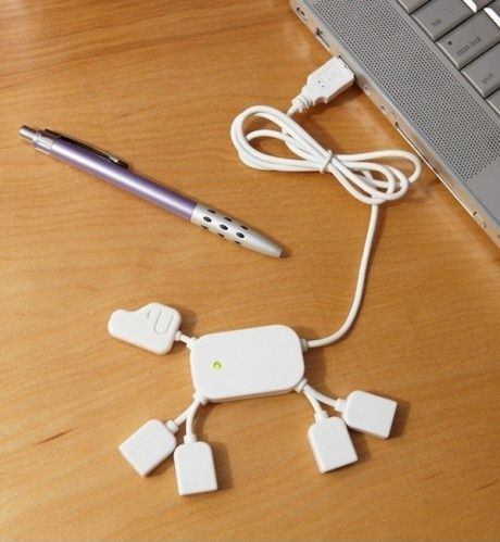 Cute Dog USB Hub